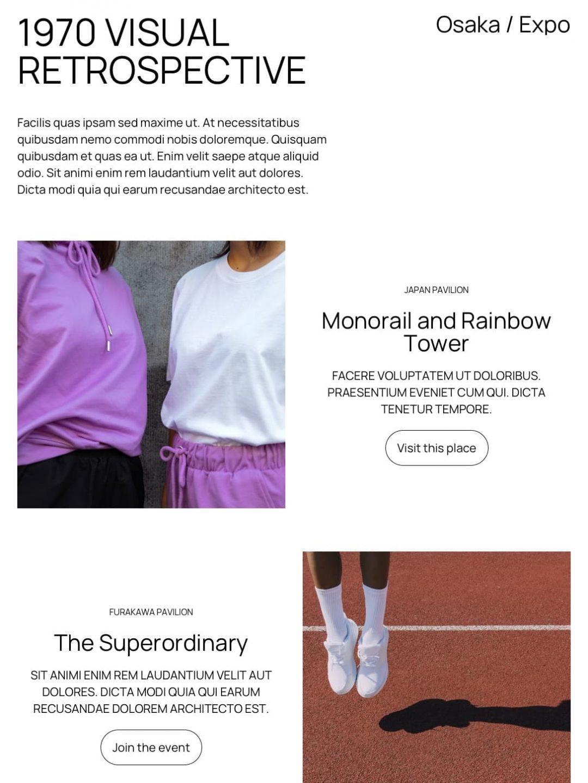 free WordPress Block Patterns