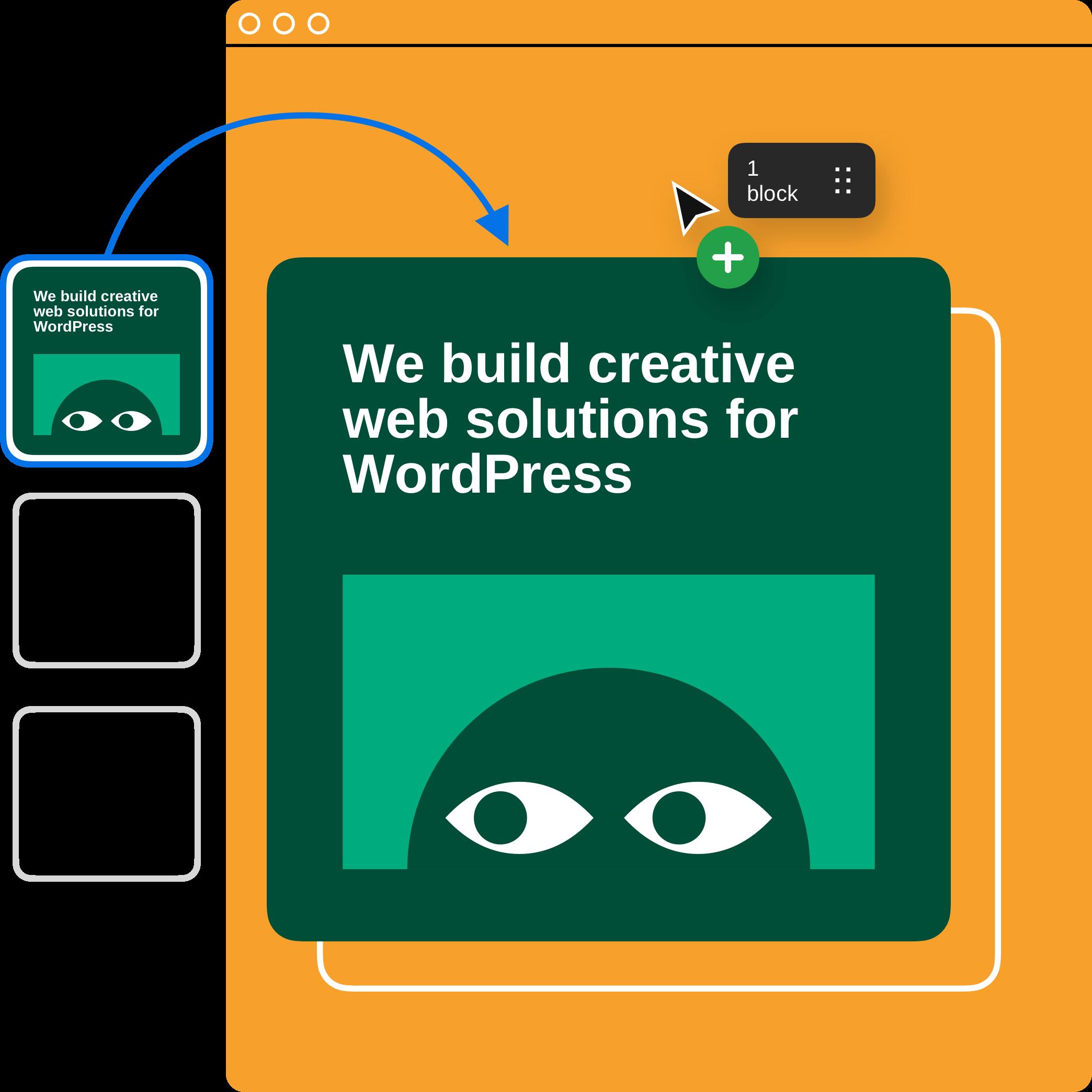 WordPress Block Patterns Collection Aino Theme
